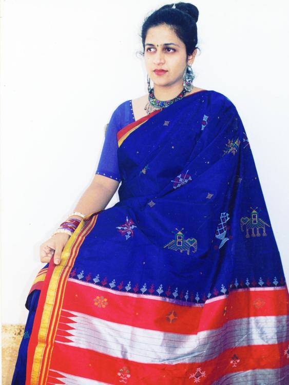 Kasuti Saree Shopping Online Karnataka Kashida Sarees