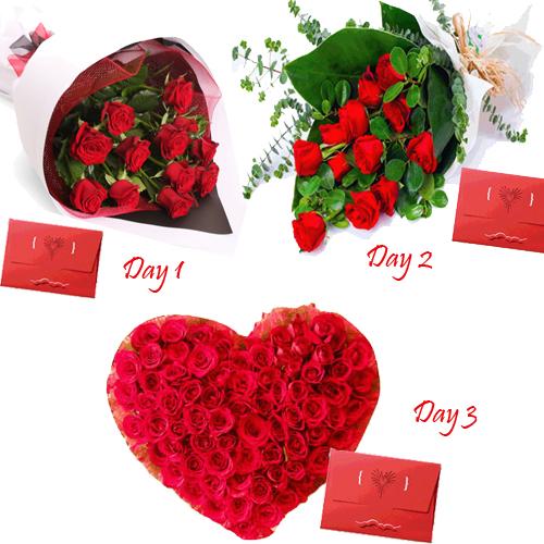 Send Valentines Day Flowers To Hubli Dharwad Valentines Gifts